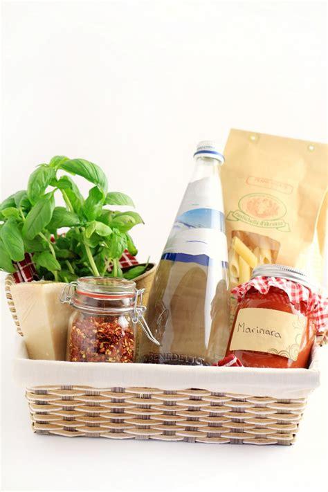 dinner gifts pasta dinner gift basket frugal mom eh