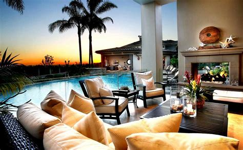 outdoor living spaces with pool amazing small outdoor living spaces on a budget cdhoye