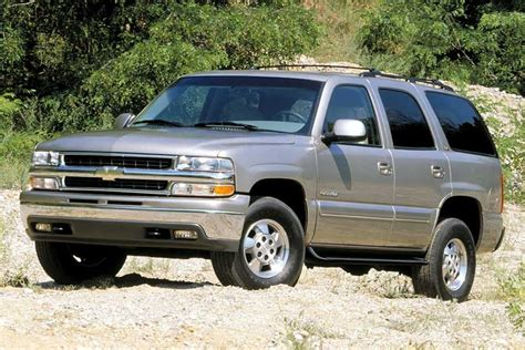 chevrolet tahoe 2004 2004 chevrolet tahoe overview cars