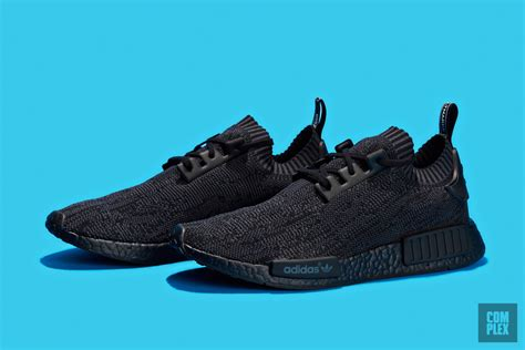 Adidas Nmd Tv Fuzz adidas nmd quot pitch black quot friends and family complex