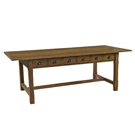 Dining Table With Drawers Furniture Classics 57250a94 Fc Dining Bienville Dining