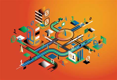 tutorial illustrator architecture how to create an abstract isometric cityscape in adobe