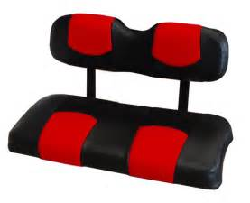Replacement Seat Covers For Club Car Ezgo Rxv Golf Cart Front Seat Replacement Set Covers