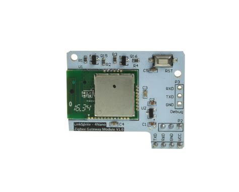 linksprite zigbee gateway hat for raspberry pi 3 ebay
