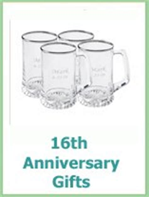 traditional 17th wedding anniversary gifts modern wedding anniversary gift ideas for your 16th 19th