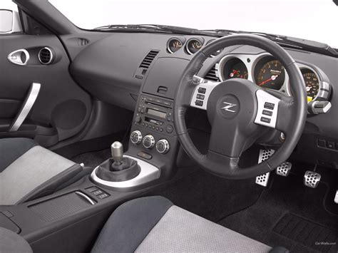 Z350 Interior by 2008 Nissan 350z Interior Pictures Cargurus