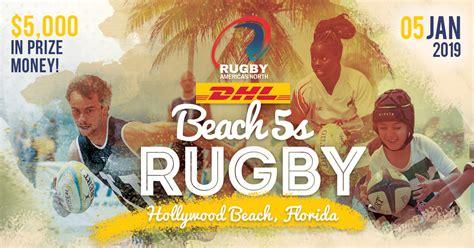 dhl ran beach rugby tournament