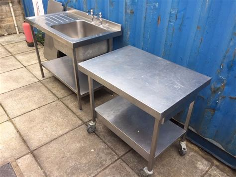 Used Commercial Kitchen Sinks Stainless Steel Commercial Kitchen Sink For Industrial Kitchen