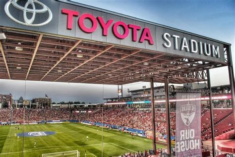 Hotels Near Toyota Stadium Toyota Stadium Picture Of Fc Dallas Stadium Frisco