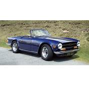 Triumph TR6  Information And Photos MOMENTcar