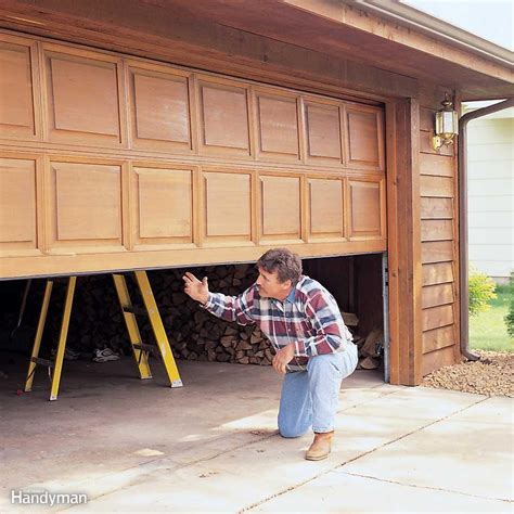 check and your garage door 10 vital home maintenance tasks you ll regret if you