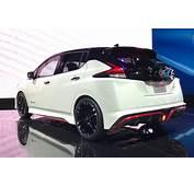 Nissan Leaf Nismo Sexes Up The Bestselling EV Line  CAR