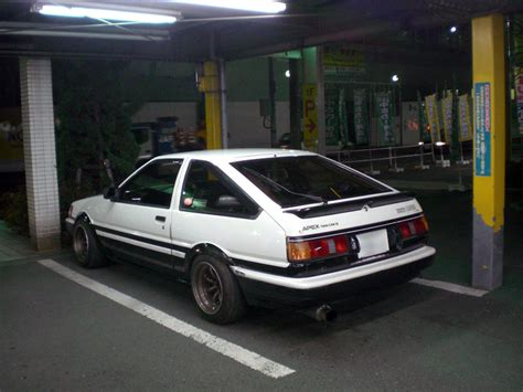 Toyota Ae86 Hatchback 3dtuning Of Toyota Ae86 Coupe 1985 3dtuning Unique