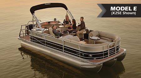 who makes xcursion pontoon boats research 2015 xcursion pontoons x25e on iboats