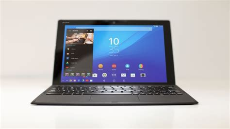 Tablet Android Sony Xperia sony xperia xz2 tablet is coming to revive the android tablet market