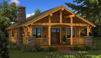 Log Cabin Design Bungalow Plans Information Southland Log Homes