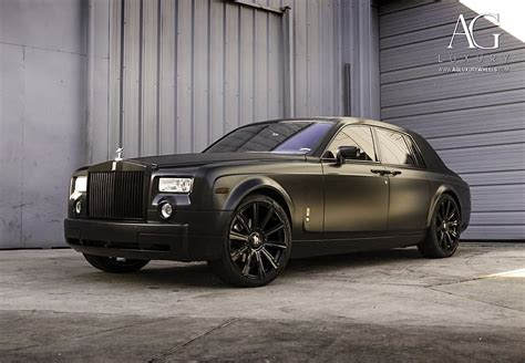 matte rolls royce ghost ag luxury wheels rolls royce phantom forged wheels