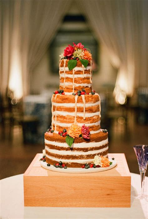 Simple Wedding Cake Ideas For Fall by 20 Rustic Country Wedding Cakes For The Fall Wedding