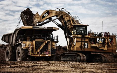 wallpaper truck cat wallpapers caterpillar 789d dump truck truck