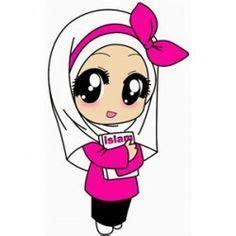 film anime untuk anak perempuan koleksi gambar kartun ana muslim dan muslimah muslimah