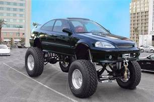 Lifted Honda Civic Lifted Honda Civic Kool Pictures To Be Shared