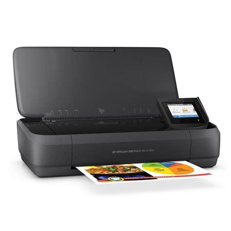 Wifi Portable Hp Hp Officejet 250 Mobile Imprimante Multifonction Hp Sur