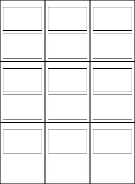 blank match card template blank card sheet gif by golden cow2 photobucket