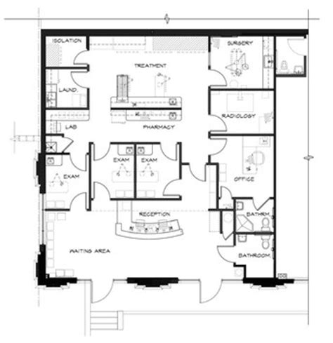 small veterinary hospital floor plans animal arts gt small scale projects gt mountain paws animal hospital