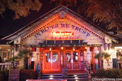 house of blues downtown disney top 10 best table service restaurants for those on a budget