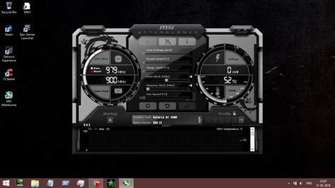 wallpaper engine gpu usage how to use msi afterburner on laptop graphics cards