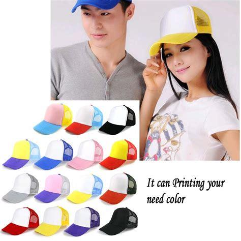 Topi Baseball Custom Logo Bordir kustom topi promotion shop for promotional kustom topi on