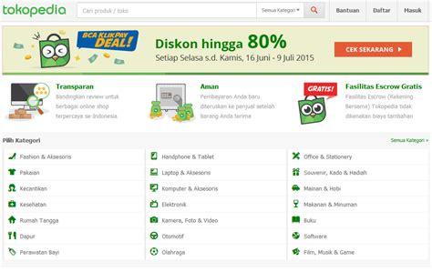 membuat website seperti tokopedia cara mendaftar dan membuat akun di tokopedia aditya web com