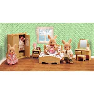 Calico Critters Bedroom Set Calico Critters Parent S Bedroom Set Target