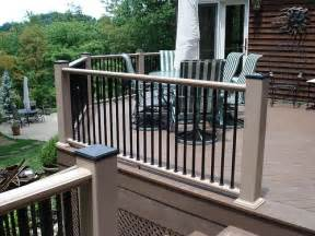 Patio Deck Railing Designs Railing Designs For Outdoor Decks And Different Composite Deck Railing Ideas Patio Deck