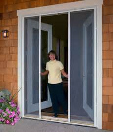 Doors amp windows screen doors retractable at the home depot