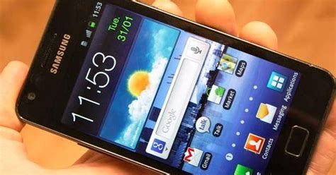 Hp Samsung S2 Plus cara ambil screenshoot hp samsung galaxy s2 tanpa aplikasi