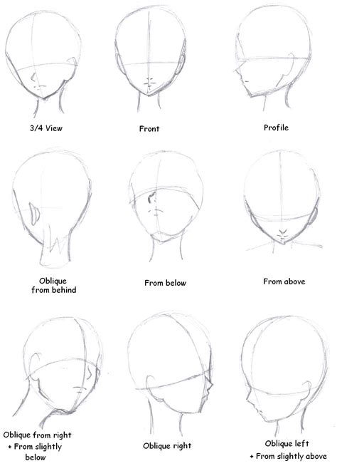 templates for drawing faces manga face template http mermaidundersea deviantart