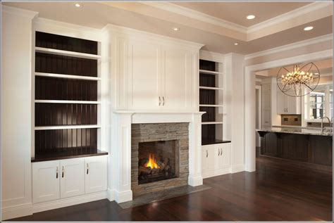 Built In Cabinets Around Fireplace by Custom Closet Built Ins Home Design Ideas