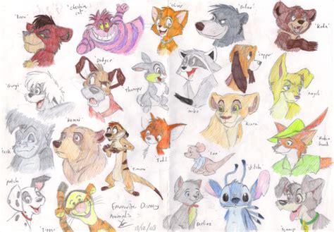Animal Character 04 disney animal characters www imgkid the
