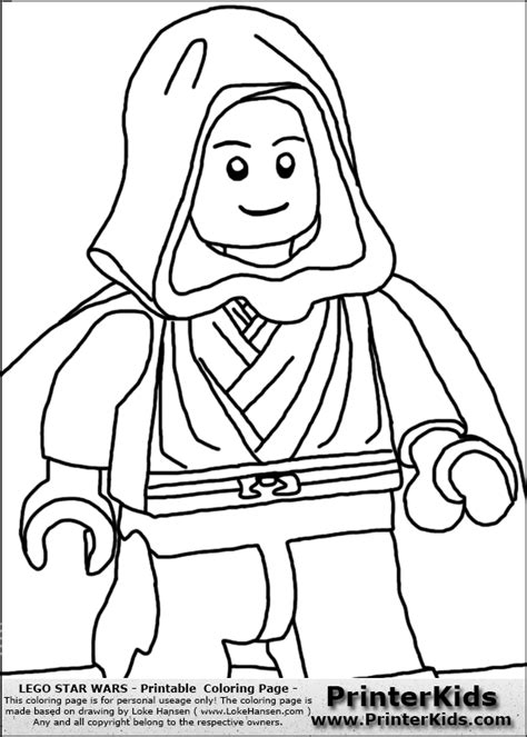 lego wars anakin coloring pages lego wars coloring pages free lego wars