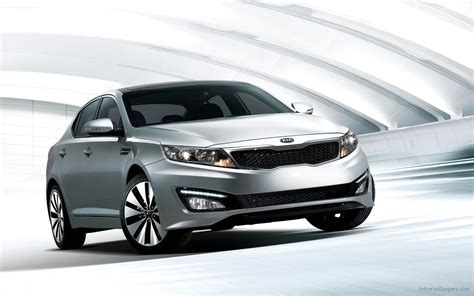 Kia Car Wallpaper Hd by 2011 Kia Optima Wallpaper Hd Car Wallpapers Id 989