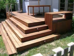 Deck Corner Stairs Design Buzz S Deck
