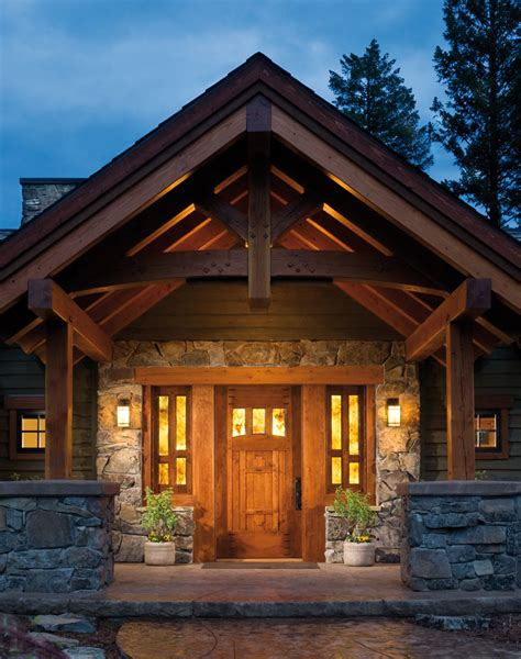 The Cabin Door Story by Craftsman Homes Pictures Yahoo Search Results Homes