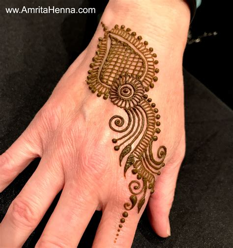 easy to do henna tattoo designs simple mehndi designs for beginners home ftempo