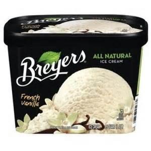 breyers french vanilla ice cream 48 fl oz