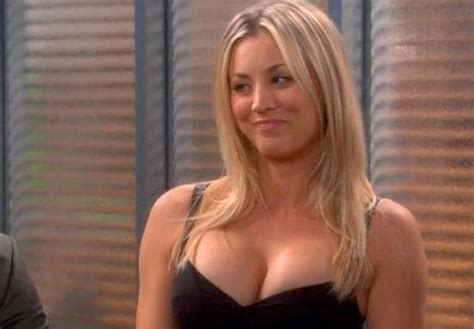 kaley cuoco as penny in quot the big bang theory quot hair big bang theory s kaley cuoco wasn t the first choice for