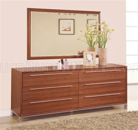 contemporary walnut bedroom furniture walnut finish contemporary bedroom set