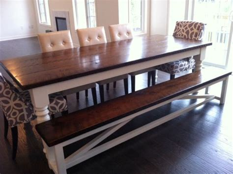 Custom Dining Tables Toronto 1000 Ideas About Harvest Tables On Log Bed Dining Tables And Not Shabby