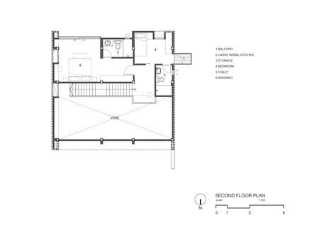 floor plan scales gallery of ck house full scale studio 18
