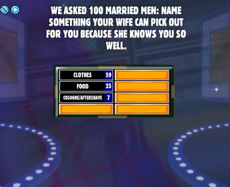 Because We Asked by Family Feud Cheats We Asked 100 Married